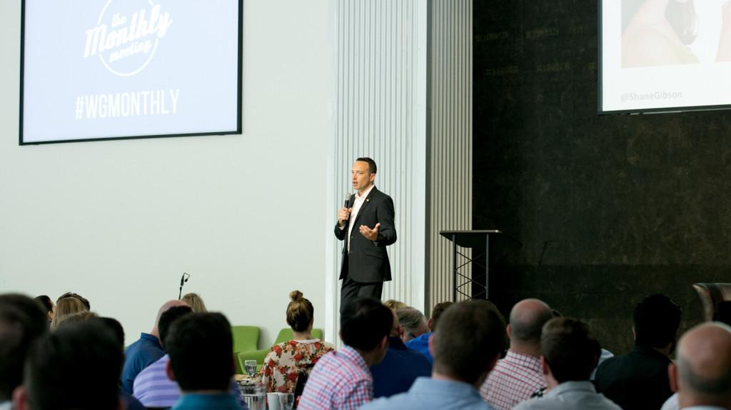 Closing Bigger Sales Keynote Speaker
