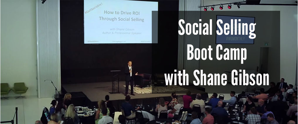 social selling boot camp vancouver canada sales training course