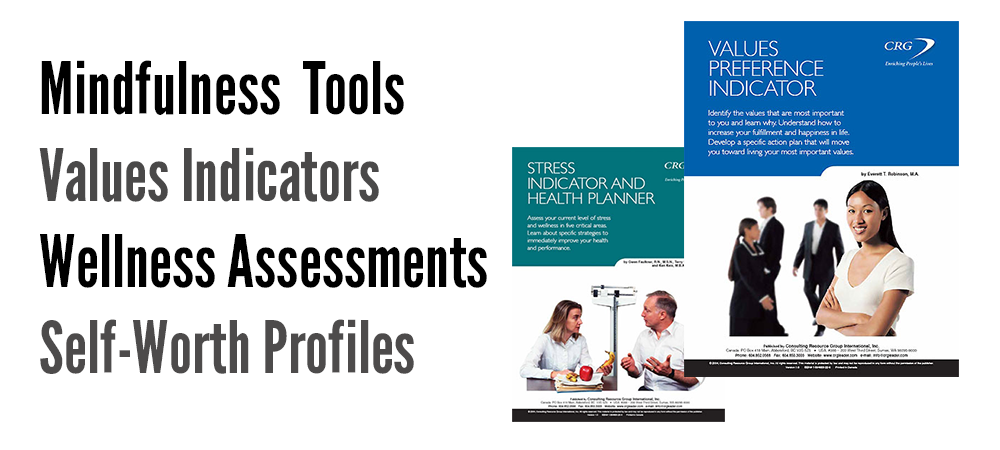 Values Stress Health Indicators Assessments and Profiles