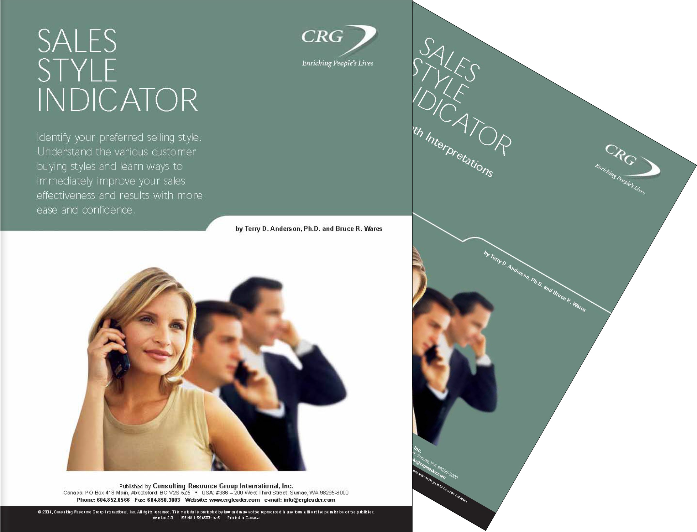 SSI Sales Style Indicator Online Assessment | Sales Training