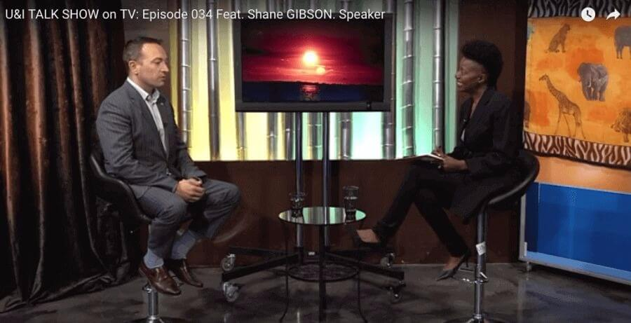 sales training vancouver sales trainer Shane Gibson interview